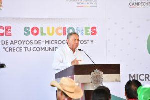A las diez de la mañana, informe del gobernador Carlos Miguel Aysa González
