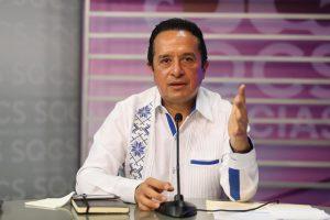 En Quintana Roo, damos oportunidades para que la juventud continúe su educación superior: Carlos Joaquín