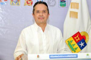 """Con la aplicación móvil """"ReactivaQROO"""" nos adaptamos a la nueva normalidad: Carlos Joaquín"""