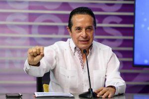 Quintana Roo se unifica en color naranja en el semáforo epidemiológico estatal: Carlos Joaquín