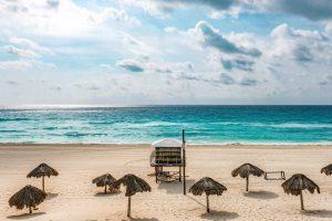 Cancún listo para reapertura de tres playas el proximo lunes
