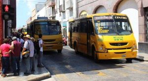 A partir de este domingo, autobuses en la capital yucateca no podrán transportar pasajeros parados