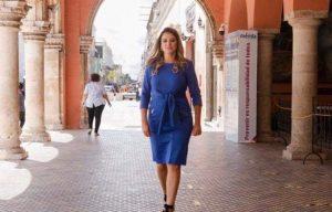 Cecilia Patrón 'se destapa', va por la presidencia municipal de Mérida
