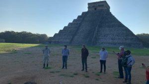 Reapertura de Chichen Itzá, motor para la reactivación turística de Yucatán
