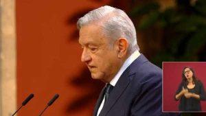 'La peste de la corrupción originó la crisis de México', asegura AMLO en informe de gobierno