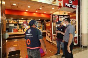 Gobierno del Estado de Yucatán permanecerá vigilante de los negocios que reanudaron actividades económicas