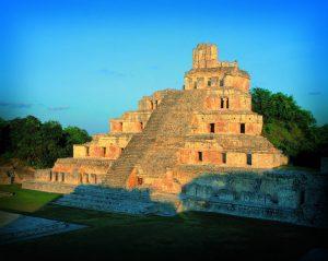 Por Tren Maya, se construirá un complejo turístico entre Edzná y Tixmucuy en Campeche