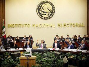 Siete de 11 consejeros del INE rechazaron la aspiración de México Libre