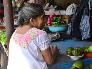 Mujer indígena en Campeche, de las más afectadas por la pandemia