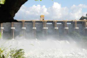 Aumenta desfogue de presa Peñitas a 1,750 metros cúbicos por segundo