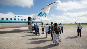 En  octubre, Yucatán habrá recuperado más del 50% de su conectividad aérea