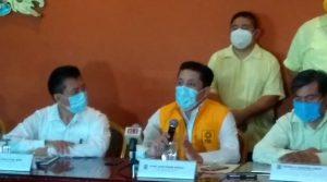 Alianza PRD, PRI, PAN y Partidos locales para beneficio de Quintana Roo: Juan Jose Marín García