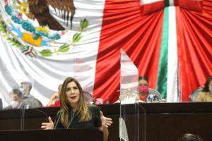 Desaparecer el FONDEN es irresponsable: Soraya Pérez