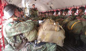 Van en camino cinco mil militares para hacer frente a 'Delta' en Quintana Roo