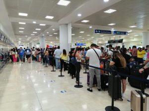 Reanuda operaciones el Aeropuerto Internacional de Cancún