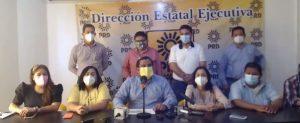 Define PRD en Tabasco, 9 mujeres y 8 hombres irán a las candidaturas de presidencias municipales