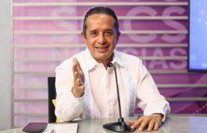 Para evitar rebrotes de covid-19, es necesario el relanzamiento de los programas preventivos: Carlos Joaquín