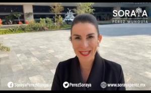 Lamentable que Morena no escuche las demandas de los mexicanos: Soraya Pérez Munguía