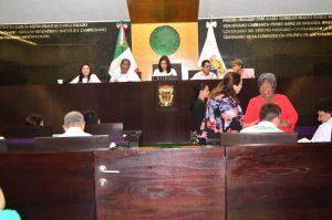 """Endurecen sanciones por feminicidio, violencia intrafamiliar y aprueban """"Ley Olimpia"""" en Campeche"""