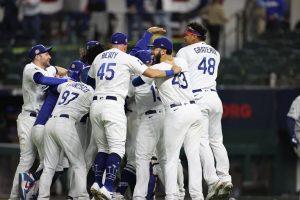 ¡Dodgers, campeones de Serie Mundial y pone fin a sequía de 32 años!