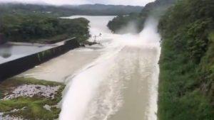 Aumenta desfogue de presa Peñitas a 1,500 metros cúbicos por segundo
