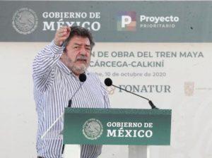 Estación de Escárcega será estratégica para el proyecto del Tren Maya: Fonatur