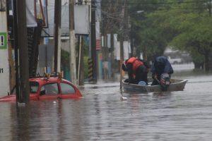 En Tabasco y Chiapas llovió como no había llovido en 50 años: AMLO