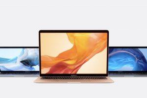 Presenta Apple su nueva MacBook Air