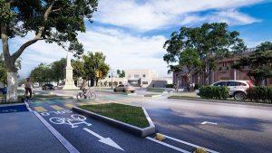 Construcción de ciclovías en Paseo de Montejo es bien recibida por empresarios y sociedad civil