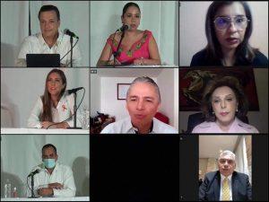 Primera Mesa de Soluciones de Seguridad en Quintana Roo