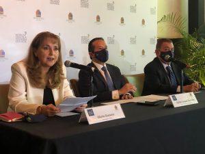 Quintana Roo está listo para ser sede de la Cumbre Mundial de Turismo: Carlos Joaquín