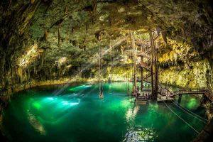 Yucatán certificará a los cenotes turísticos
