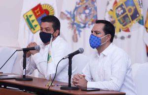 El gobernador Mauricio Vila destaca las buenas condiciones con que cuenta Yucatán para atraer inversiones