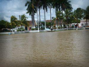 Río Palizada no representa riesgo para la población