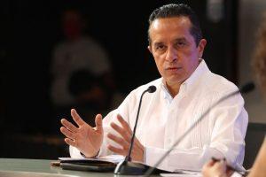 En Quintana Roo, no nos vencen ni los huracanes ni el Covid-19: Carlos Joaquín