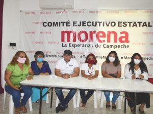 Layda Sansores es la virtual candidata de Morena: Ramón Magaña Martínez