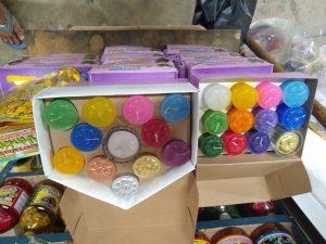 Venta de artículos para rituales de fin de año disminuyó un 50% en el mercado de la capital de Tabasco