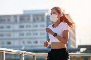 No usar el cubrebocas al realizar ejercicio, recomienda OMS