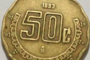 Monedas de 50 centavos rondan los 15 mil pesos, descubre los motivos