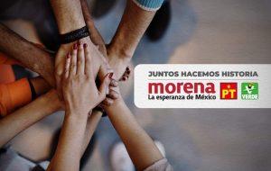 MORENA, PVEM y PT juntos hacemos historia: Anahí González