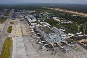Aeropuerto de Cancún supera por segundo día las 400 operaciones
