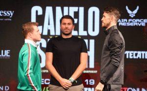 Conoces el canal y horario de la pelea donde Canelo Álvarez se enfrentará a Callum Smith