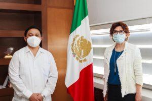 Juan Manuel León León toma posesión como Fiscal General del Estado de Yucatán