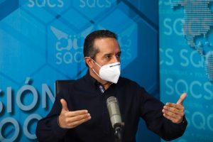 Más pruebas rápidas para mitigar contagios, entre 5 acciones para salvar vidas: Carlos Joaquín