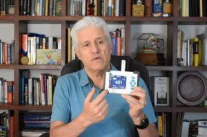 Doctor explica cómo evitar la súper diseminación del COVID-19