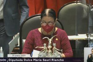 Congreso General tendrá sesión a distancia para evitar contagios de COVID-19