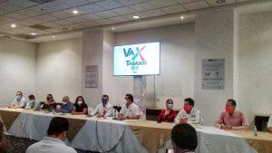 Presenta PRI y PAN alianza electoral 'Va Por Tabasco'
