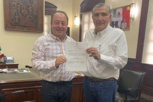 Manuel Graniel Burelo es el nuevo director del Invitab en Tabasco: Adán Augusto López Hernández