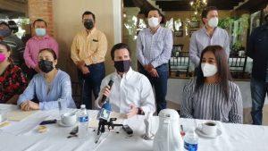 'No me voy del PRD, el PRD se va de mí'; renuncia Gerardo Gaudiano a 21 años de militancia en Tabasco
