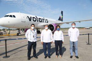 Yucatán, continúa mejorando y recuperando la conectividad aérea
